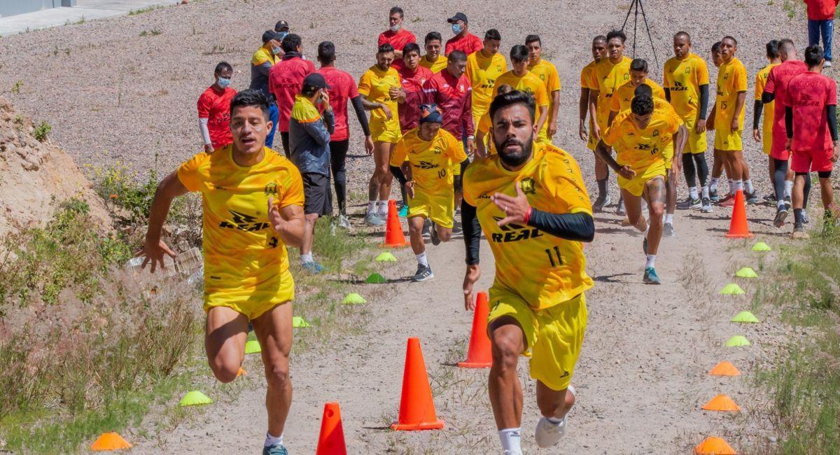 Ayacucho FC debutará este año en la Copa Libertadores. Foto: Facebook Club Ayacucho FC