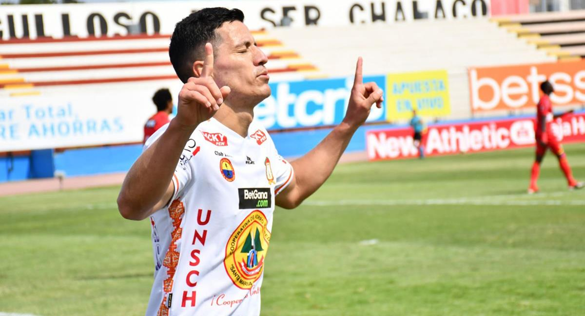 Ayacucho FC enfrentará a Brasil 7 en Fase 2. Foto: Prensa FPF