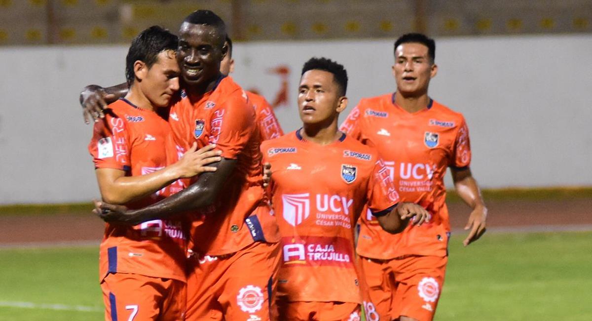 César Vallejo se medirá ante Caracas FC en Primera Fase. Foto: Twitter Difusión
