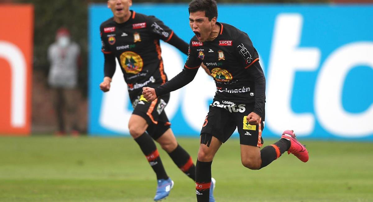 Ayacucho FC ya tiene horarios y fechas en la Libertadores. Foto: Andina