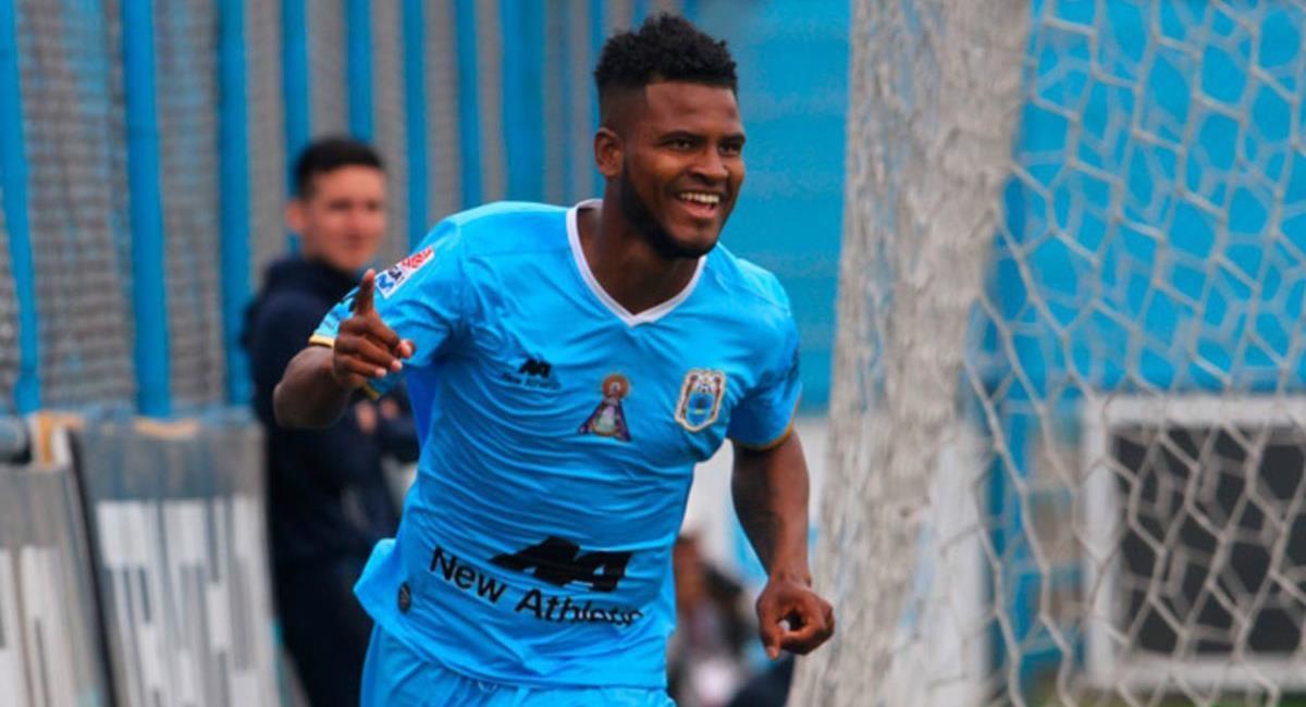 Aldair Rodríguez podría volver al fútbol peruano. Foto: Twitter Difusión