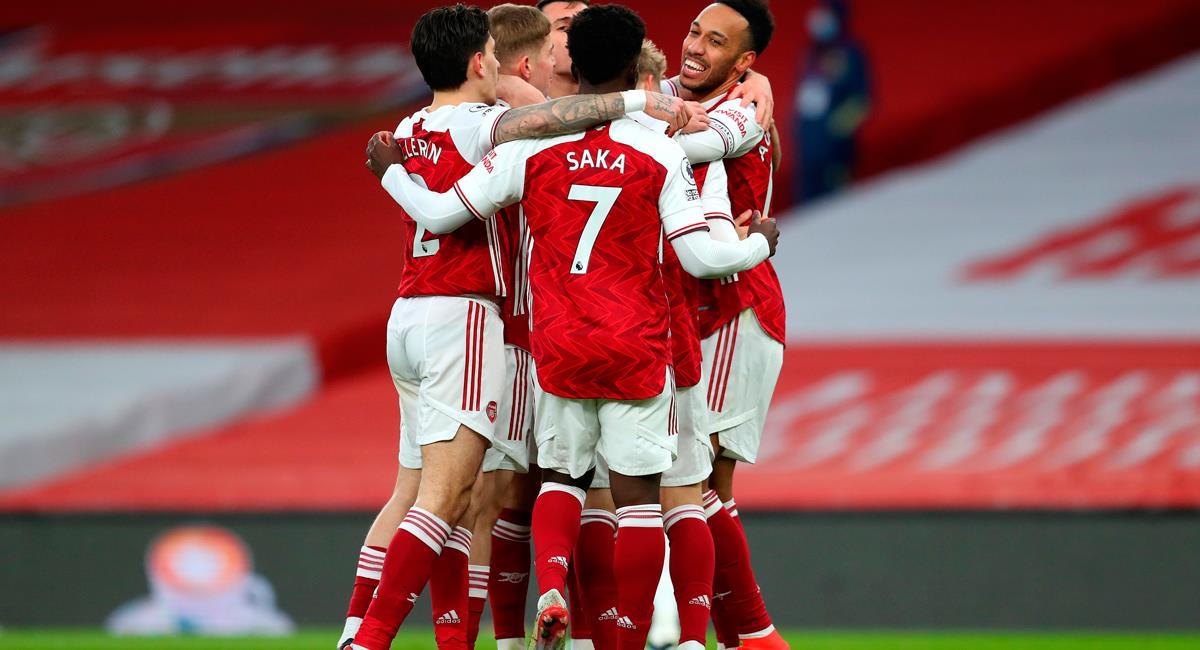 Arsenal visitará al Benfica por octavos de la Europa League. Foto: Twitter @EuropaLeague