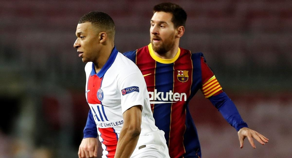 Mbappé será difícil para cualquier club que desee sus servicios. Foto: EFE