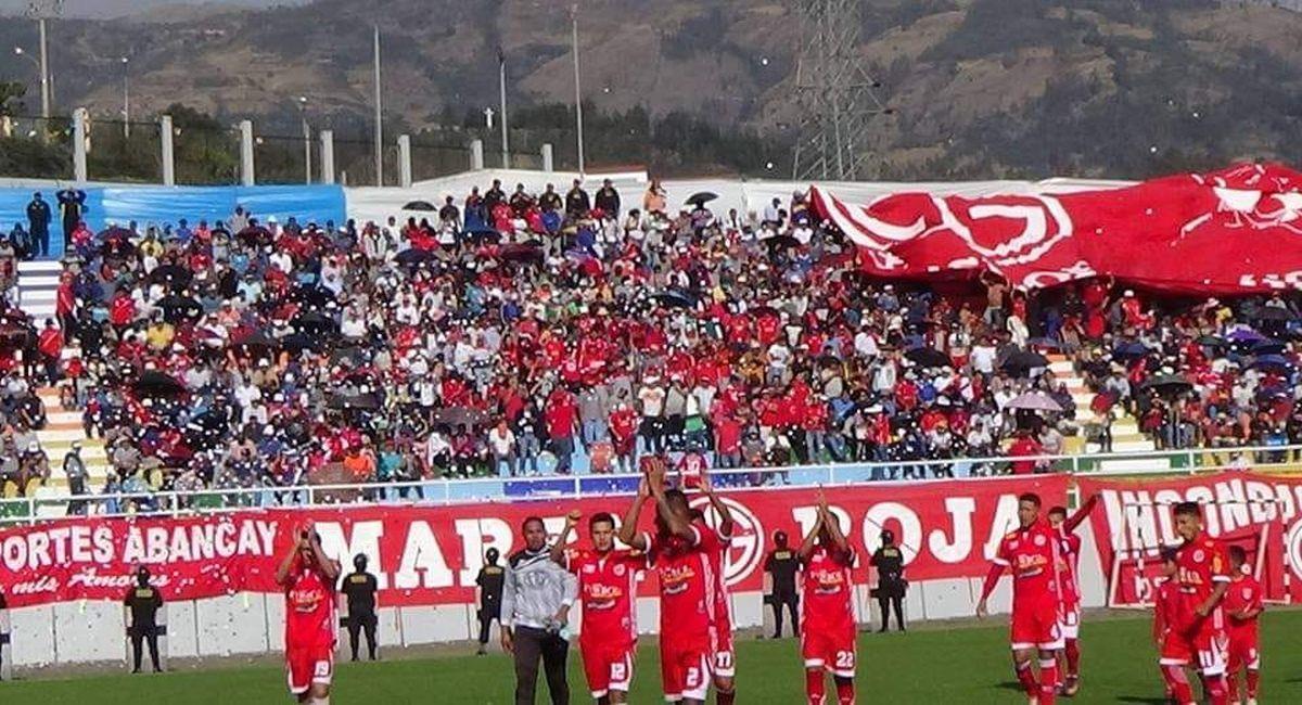Miguel Grau de Abancay ya piensa en la Copa Perú. Foto: Facebook Club Miguel Grau