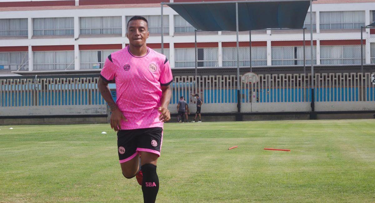 Joao Villamarín seguro de destacar con Sport Boys. Foto: Facebook Club Sport Boys
