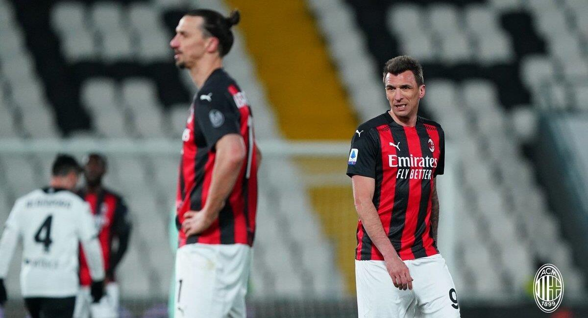 Milan enfrentará a Inter por la Serie A. Foto: Twitter AC Milan