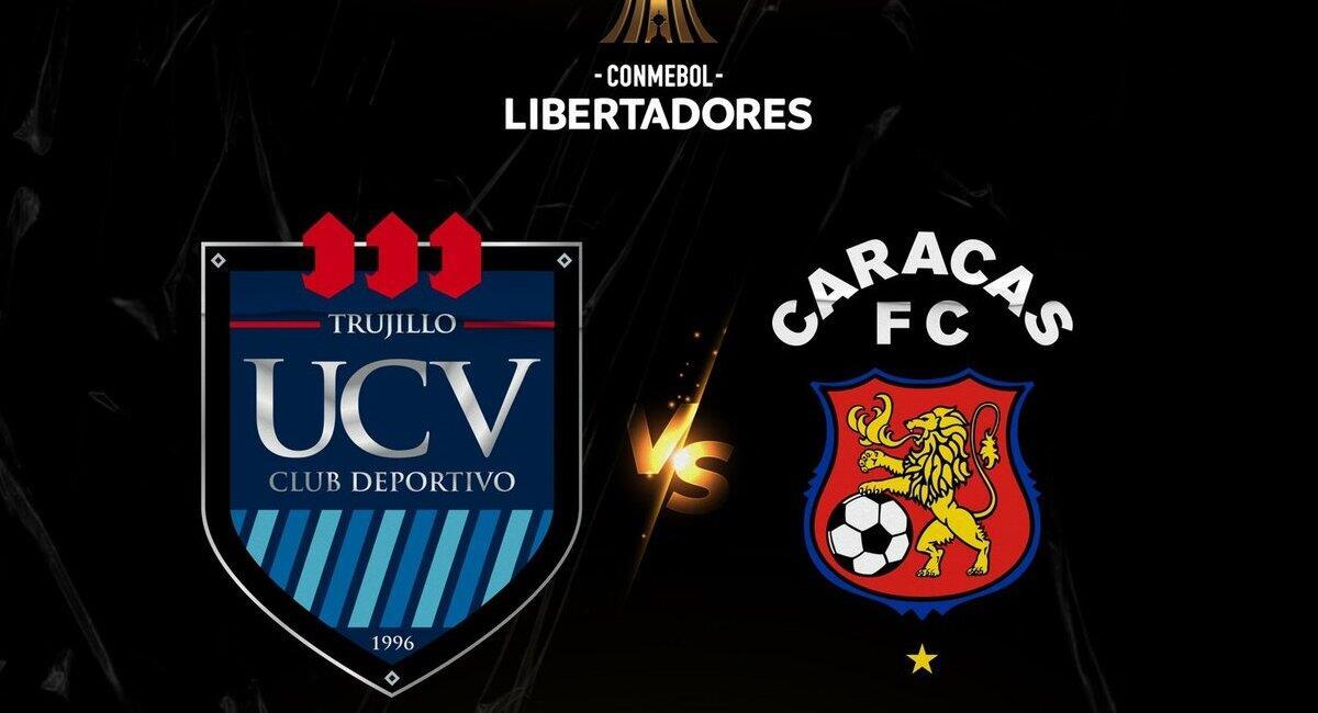 Vallejo inicia su camino en la Copa Libertadores. Foto: Twitter César Vallejo
