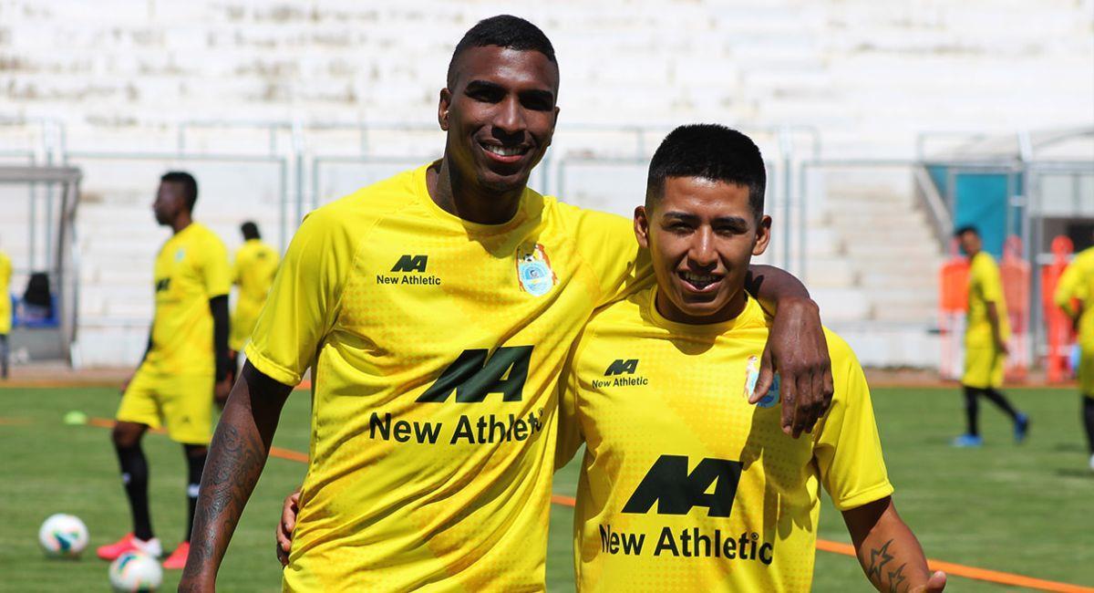 Binacional quiere ser protagonista en la Liga 1. Foto: Facebook Club Binacional