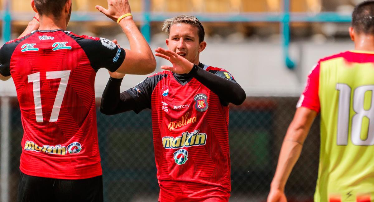 Caracas FC recibió luz verde del Gobierno peruano. Foto: Twitter @Caracas_FC