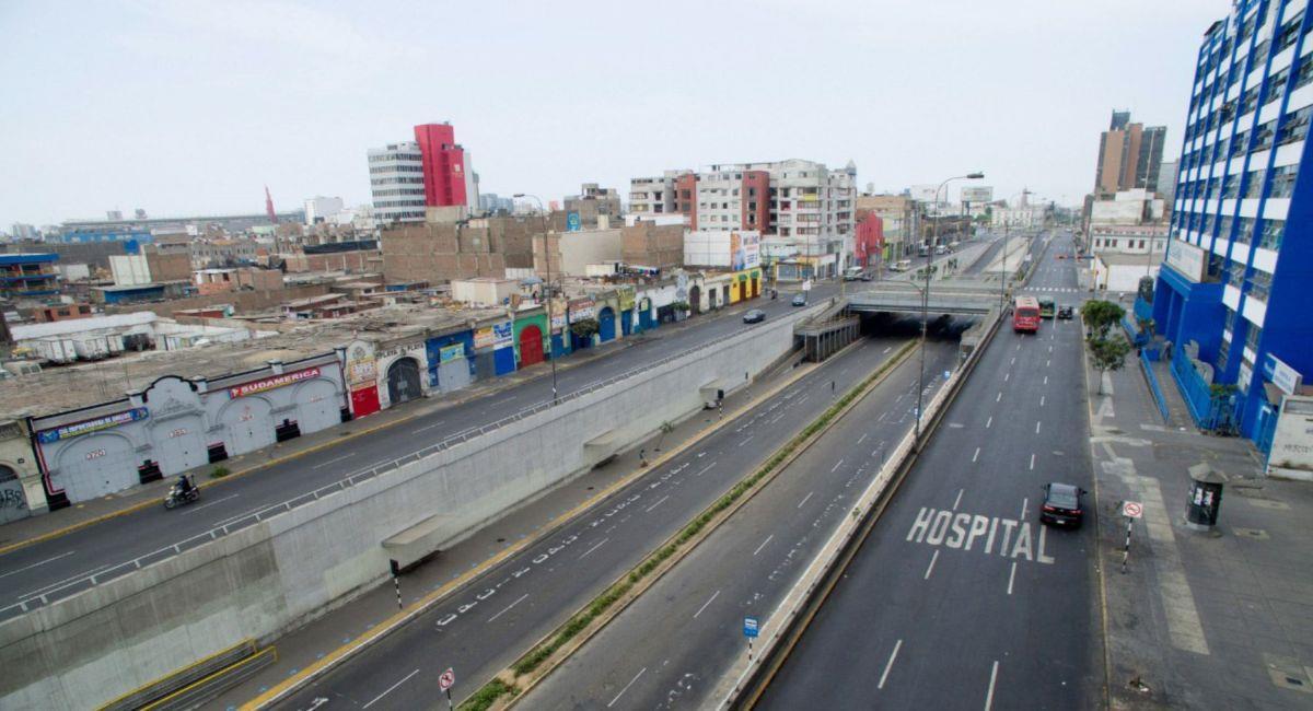 Lima es una de las ciudades que se encuentran en nivel de alerta extremo. Foto: Andina