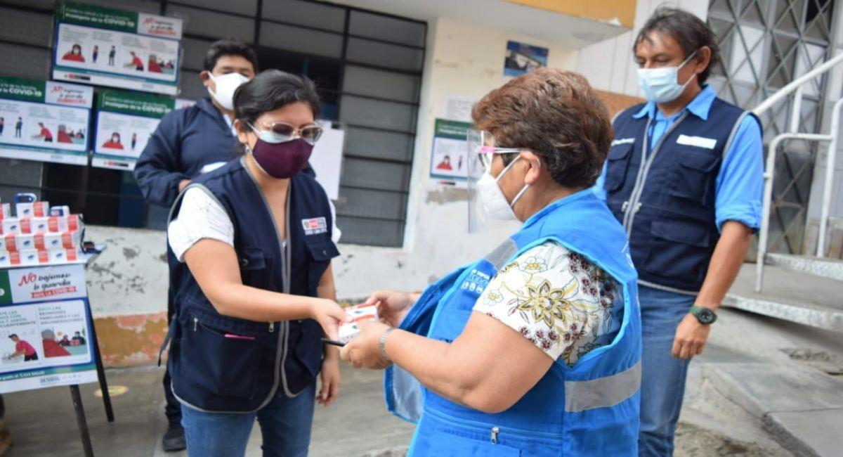 El Minsa sigue reportando los casos de coronavirus en el Perú. Foto: Twitter Minsa