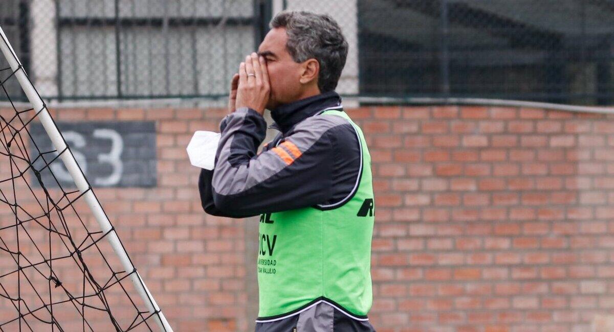 José del Solar confía en su plantel. Foto: Twitter César Vallejo
