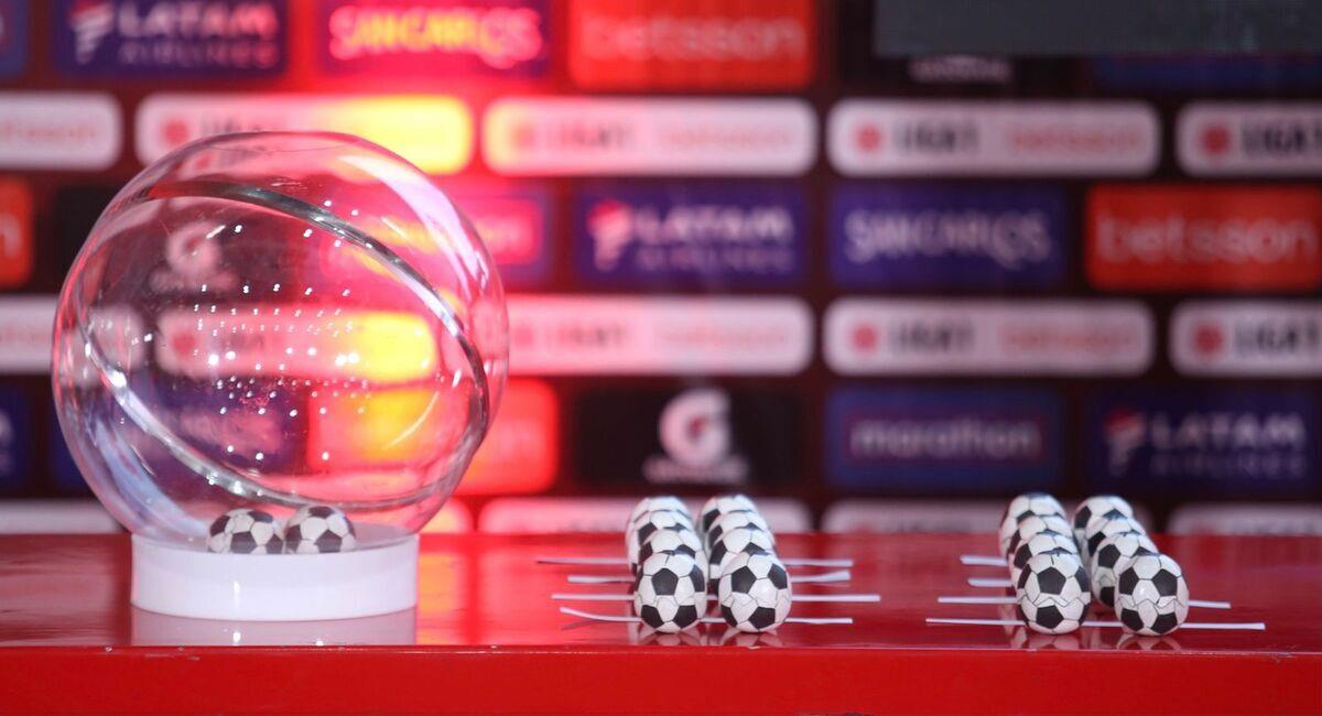 Grupo B tiene como cabeza a Sporting Cristal. Foto: Twitter @LigaFutProf