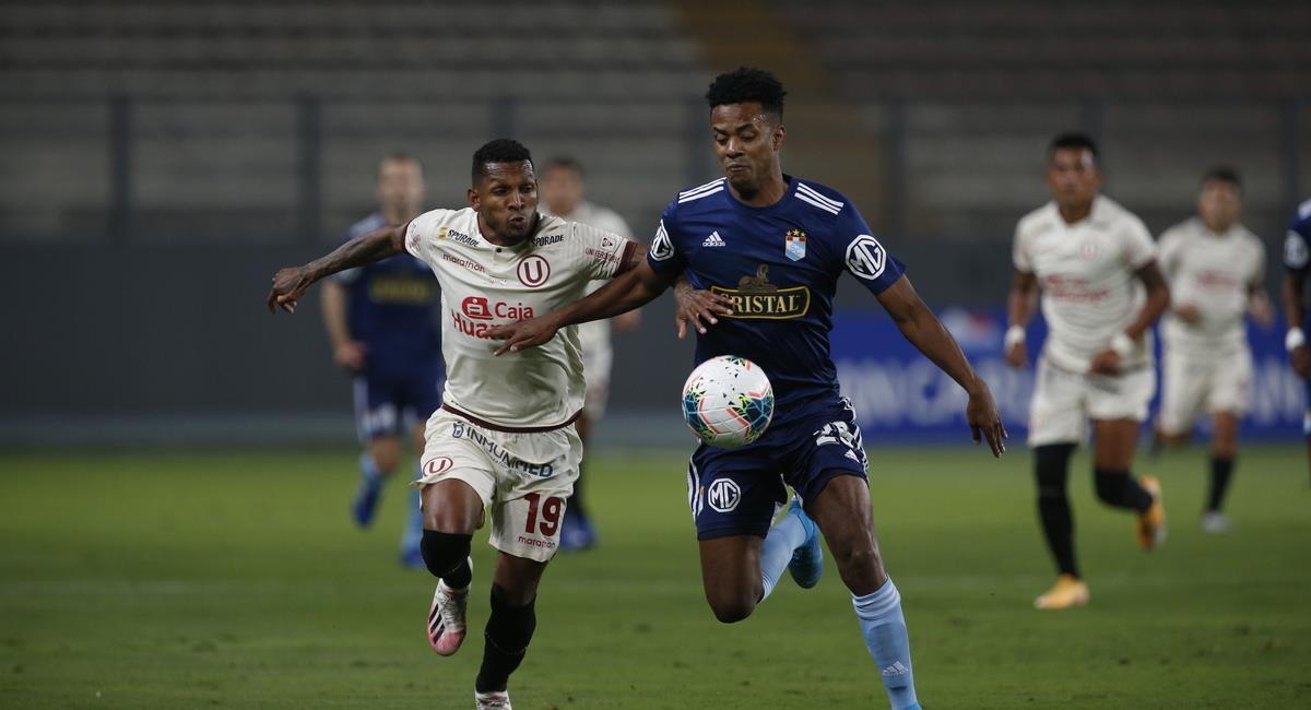 Universitario y Sporting Cristal son los finalistas de la Liga 1 2020. Foto: Prensa FPF