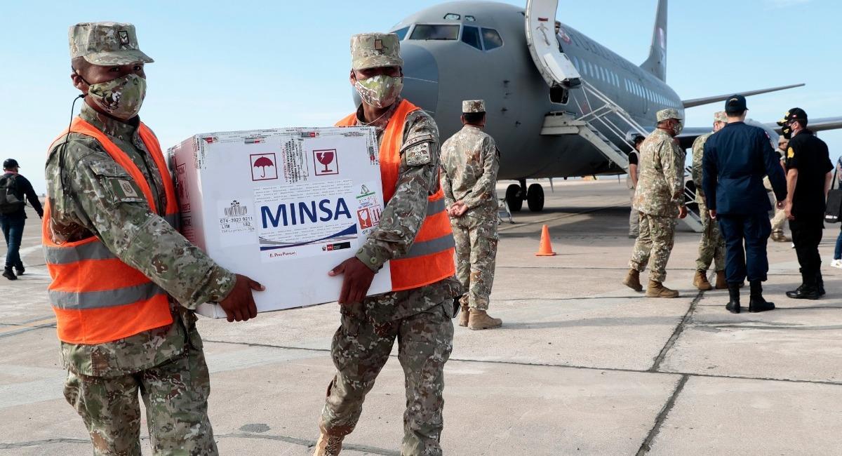 Extranjeros no ingresarán al Perú. Foto: Twitter Minsa