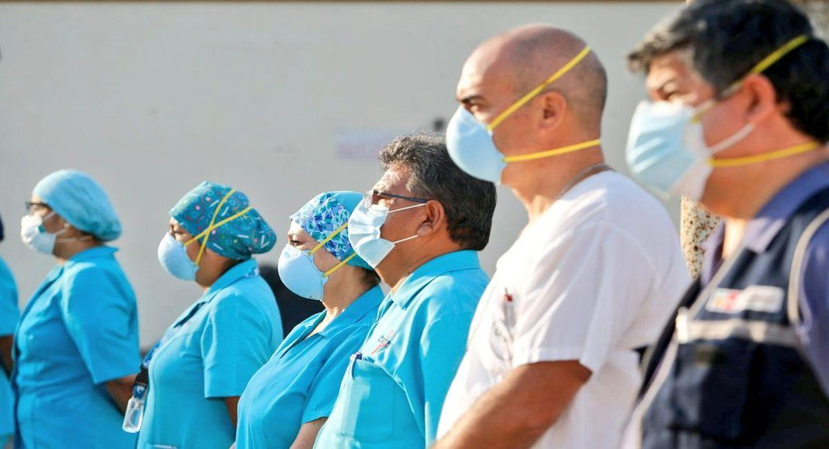 El Minsa sigue reportando los casos de coronavirus en Perú. Foto: Twitter