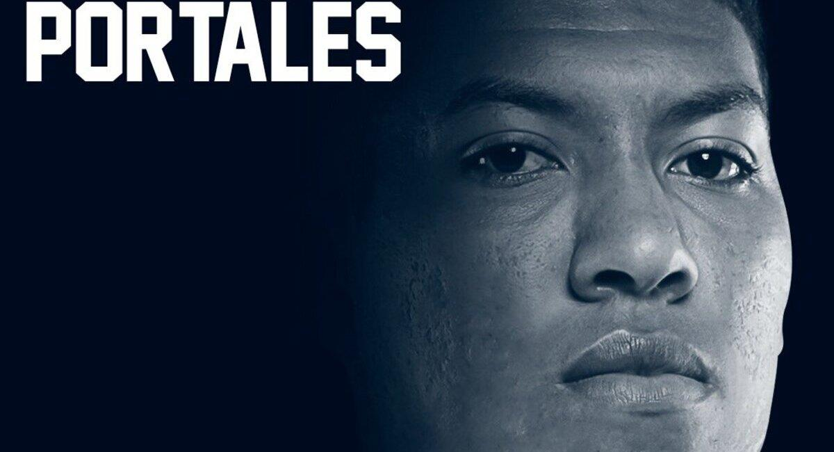 Jefferson Portales ya firmó por los 'íntimos'. Foto: Twitter Alianza Lima