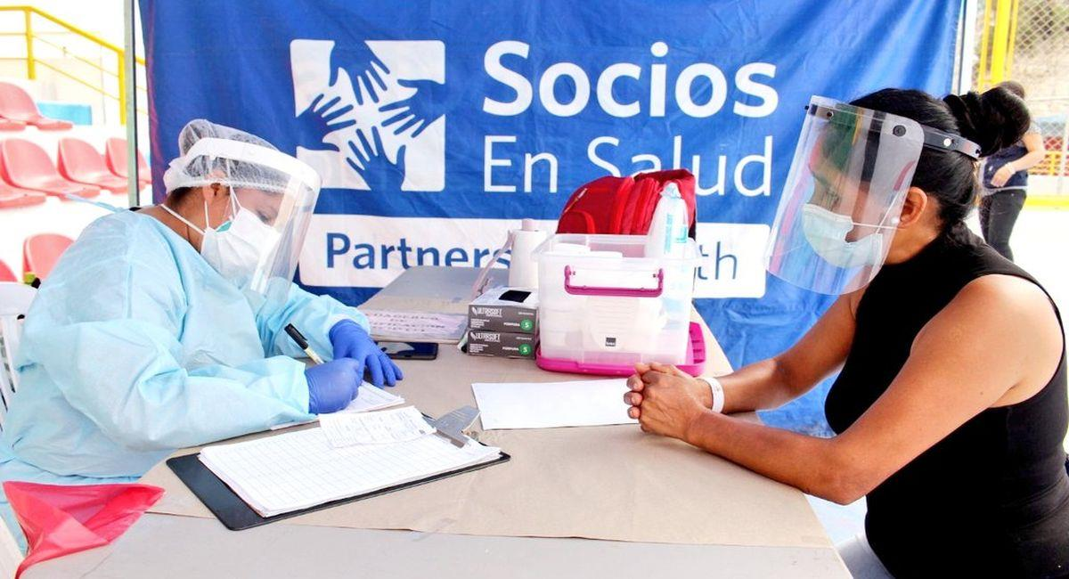 El Perú sigue registrando casos de contagio de coronavirus. Foto: Twitter