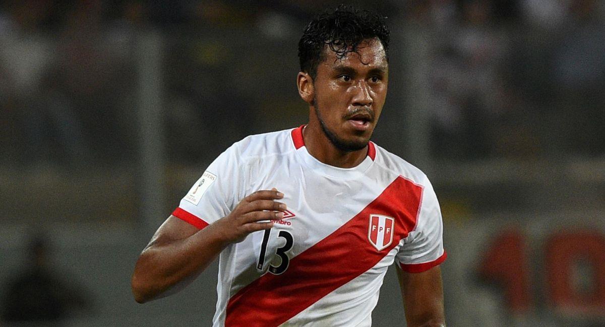Renato Tapia es uno de los emblemas de la Selección Peruana. Foto: Andina