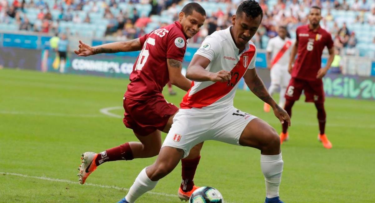 Selección Peruana no se medirá con Bolivia y Venezuela en marzo. Foto: Twitter Difusión