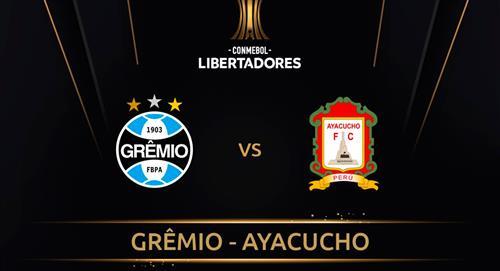 Ayacucho FC se enfrentará a Gremio en la Fase 2 de la Copa Libertadores
