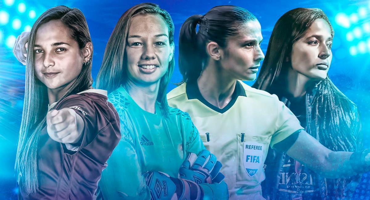 Conmebol nombró el Día del Fútbol Sudamericano Femenino. Foto: Twitter @CONMEBOL
