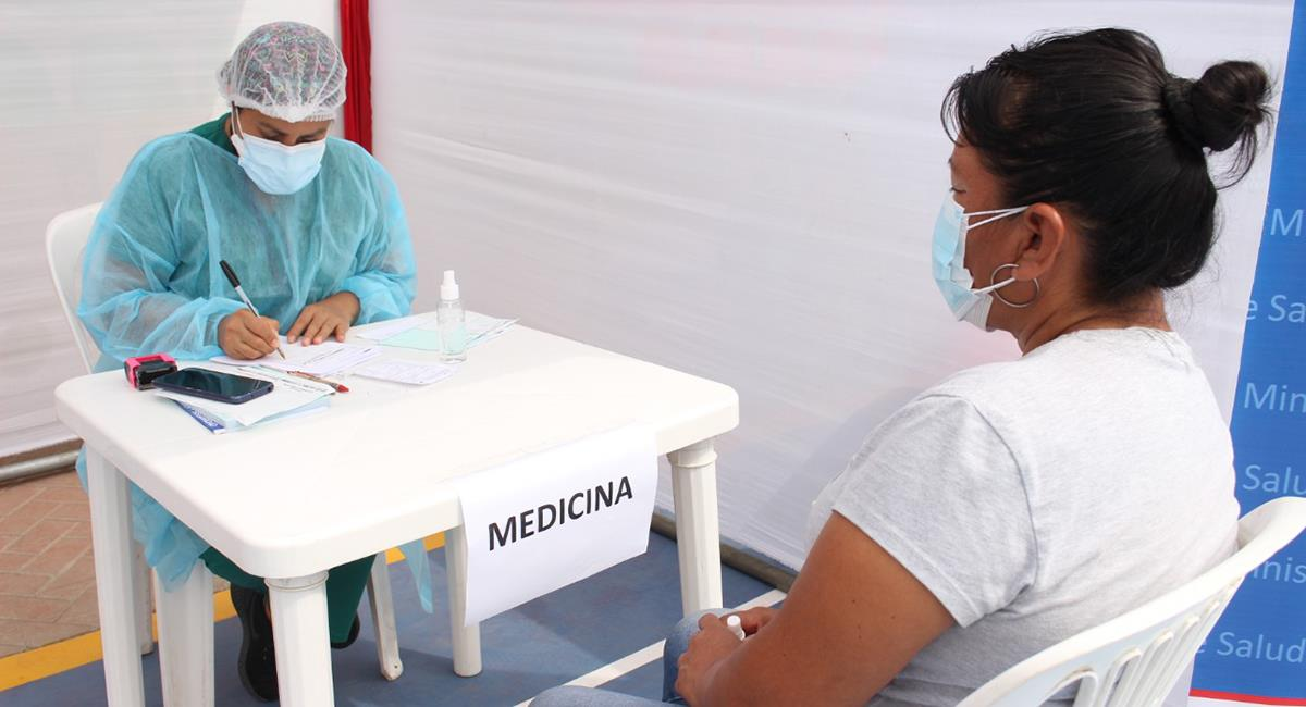 Nueva cifra de infectados de COVID-19 en el Perú. Foto: Twitter Minsa