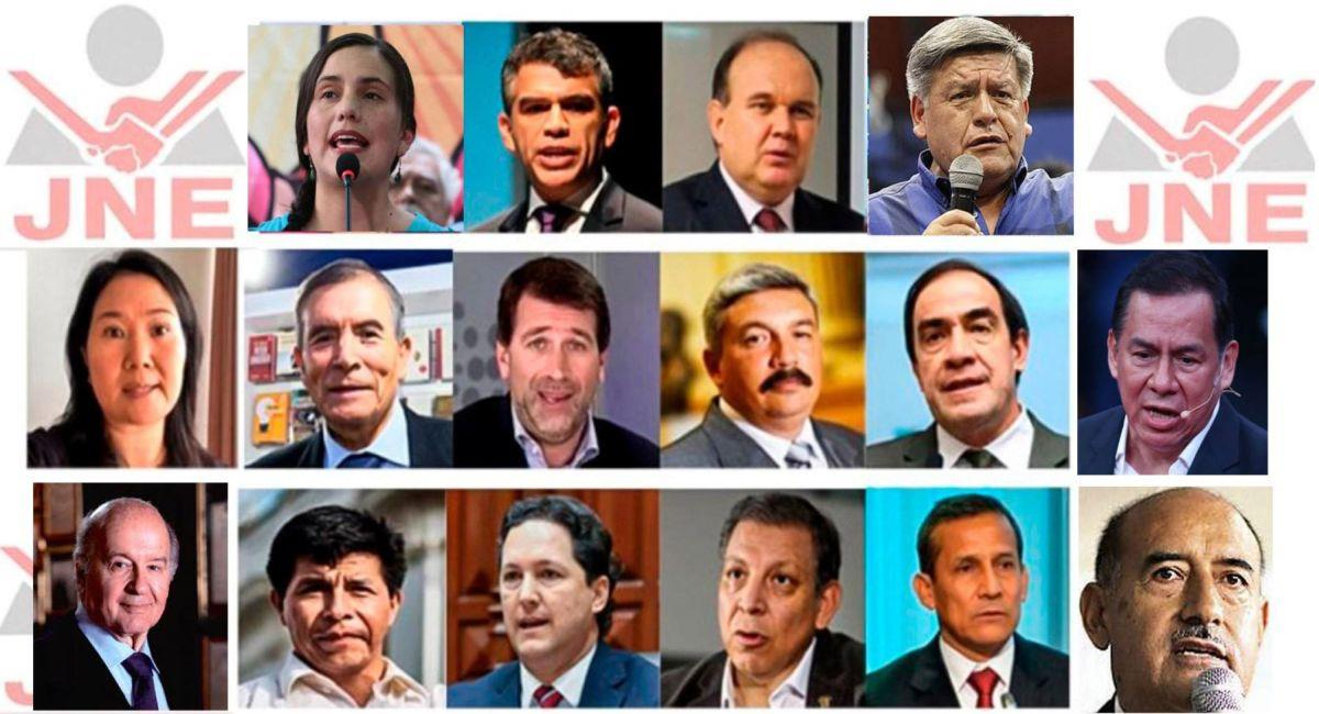 En abril serán las elecciones presidenciales en Perú. Foto: Andina