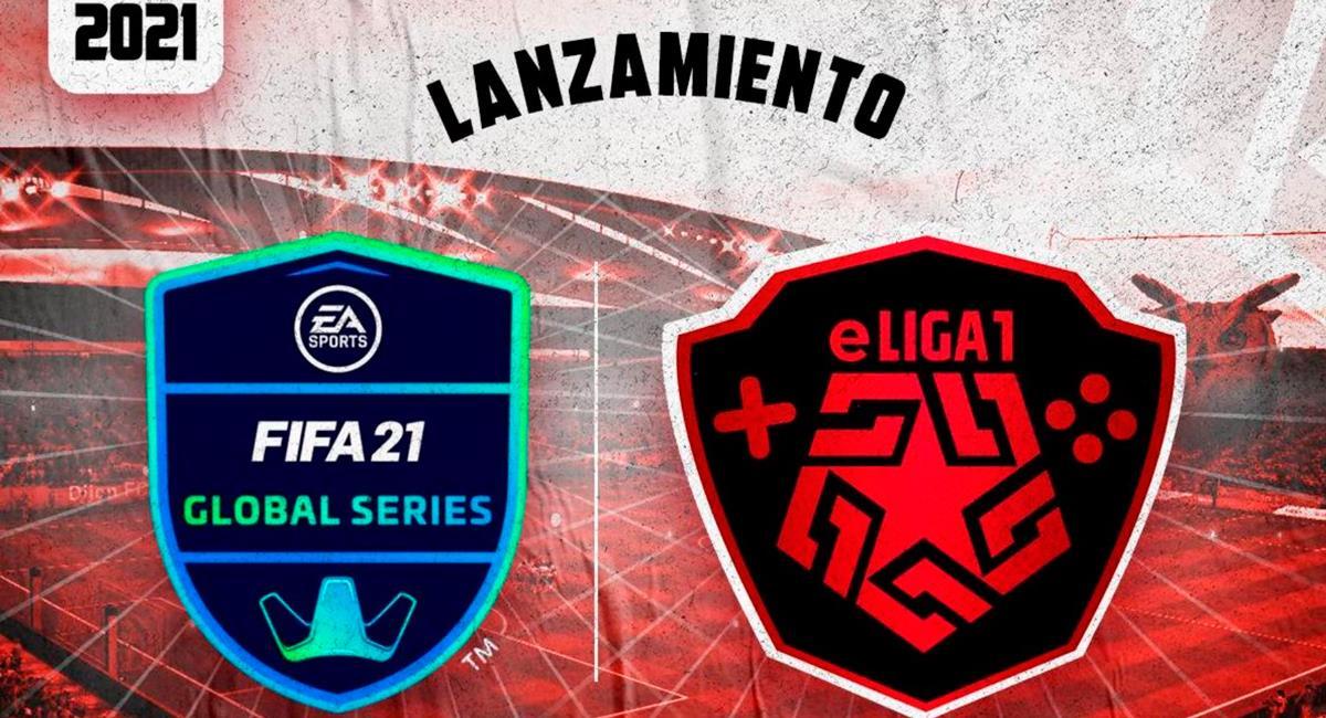 eLiga 1, primer torneo virtual en Perú