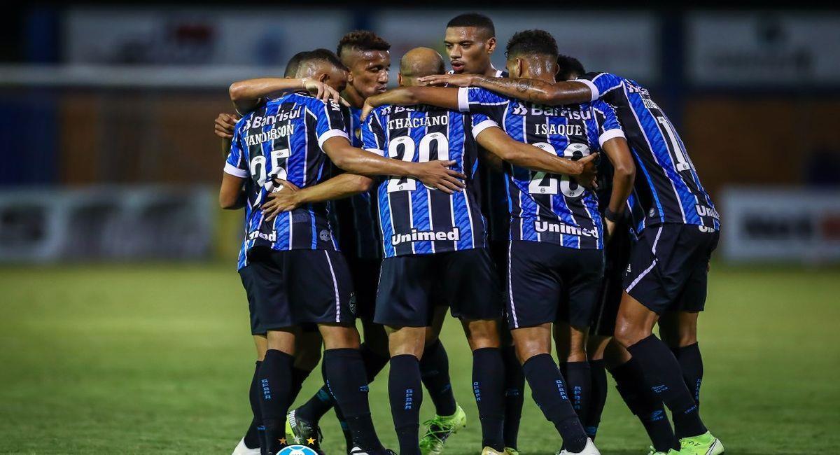 Gremio guardará a sus figuras en el partido de vuelta ante Ayacucho FC. Foto: EFE