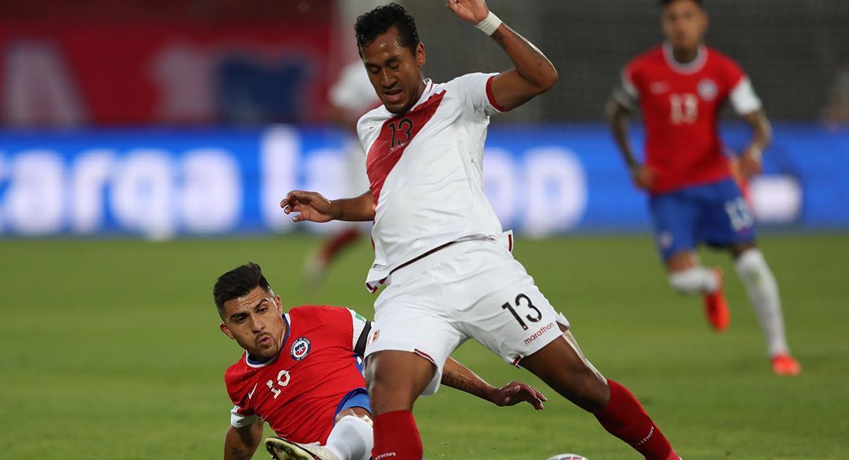 Perú no enfrentará a Chile en Estados Unidos. Foto: EFE