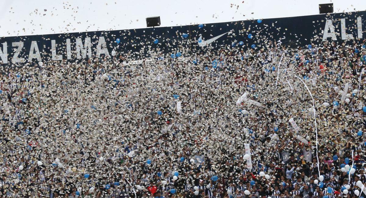Alianza Lima vuelve a Primera: reacciones de los hinchas 'blanquiazules'  tras fallo del TAS