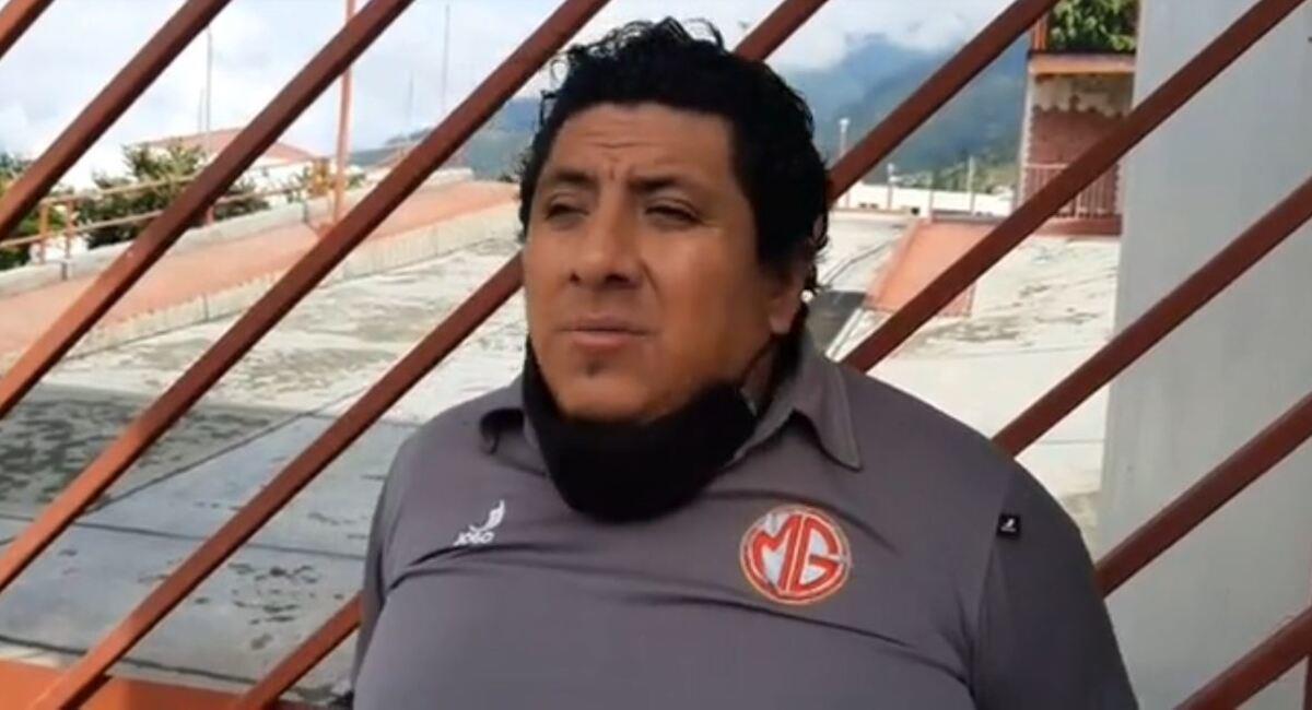 Club Miguel Grau arremete contra Carlos Stein. Foto: Facebook Club Miguel Grau