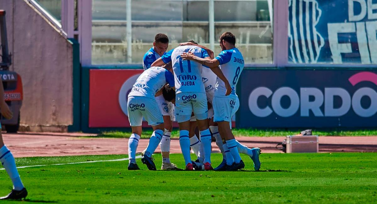 Godoy Cruz empató de visitante ante Talleres. Foto: Twitter @ClubGodoyCruz