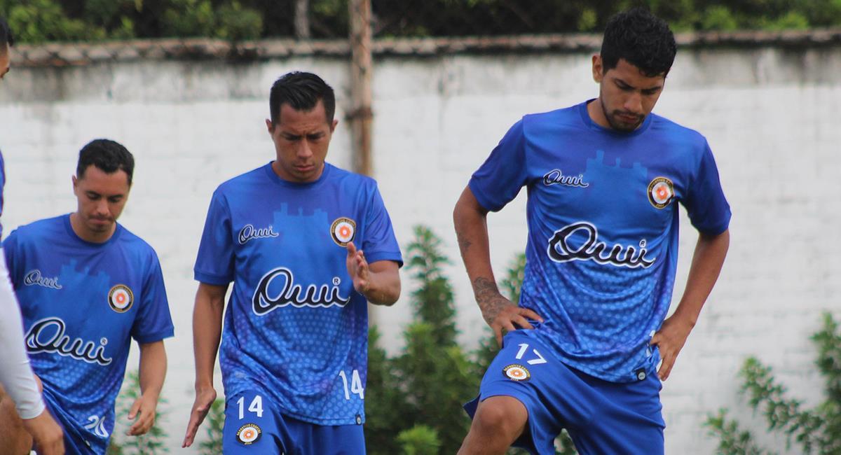 Coopsol quiere armar un plantel competitivo. Foto: Twitter Deportivo Coopsol