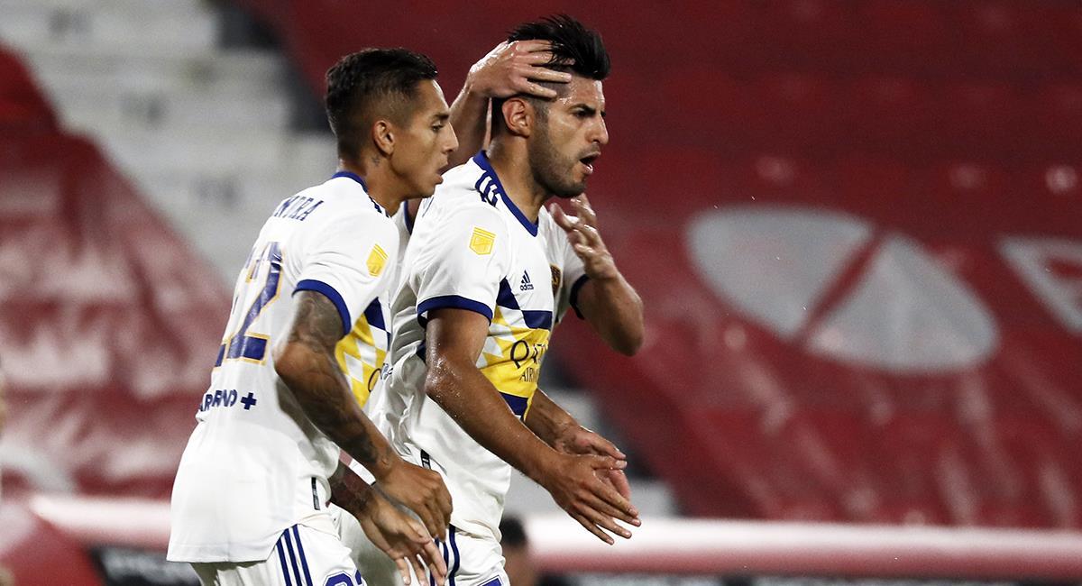 Carlos Zambrano retorna a los campos para triunfar con el 'xeneize'. Foto: Twitter Boca Juniors