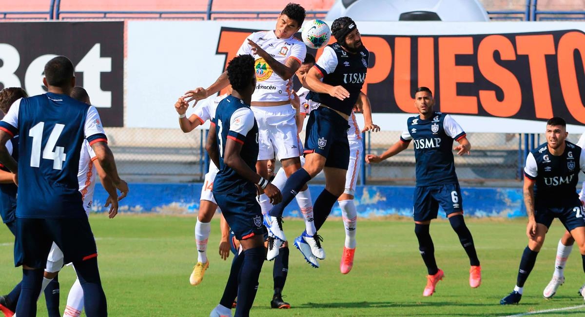 Ayacucho FC igualó con San Martín en la fecha 1 de la Liga 1. Foto: Twitter @LigaFutProf
