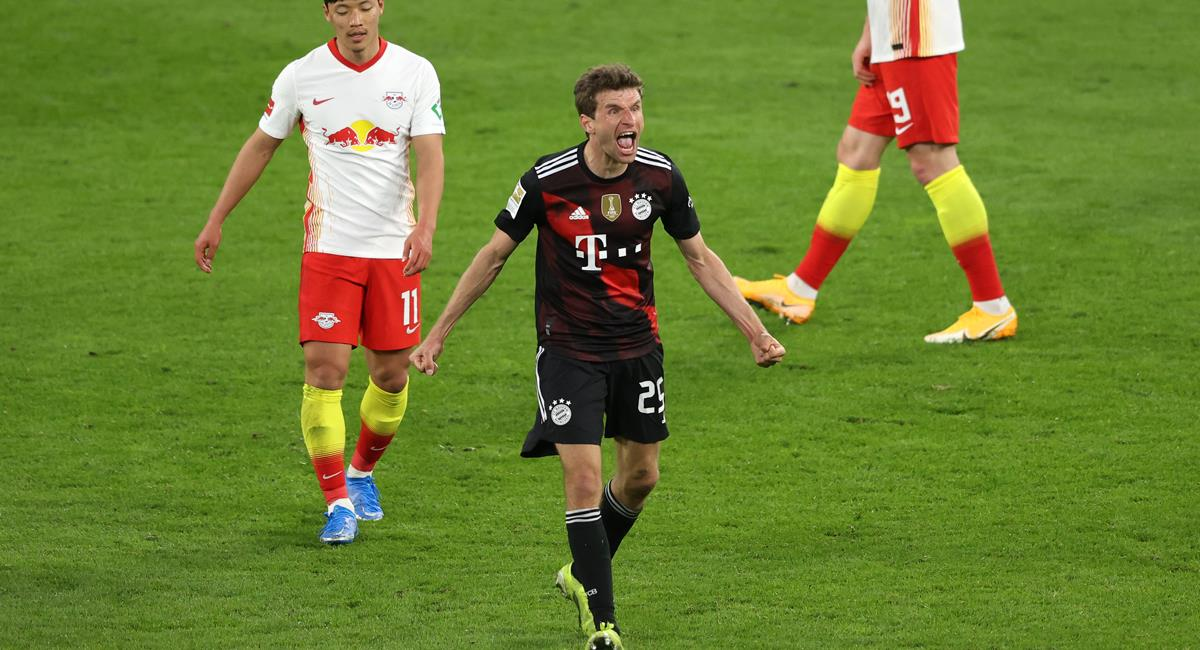 Bayern Múnich recibe al PSG por cuartos de Champions League. Foto: Twitter @FCBayernES