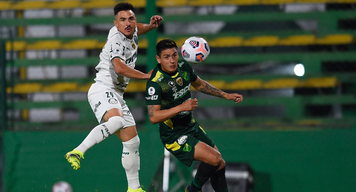 Palmeiras vs Defensa y Justicia: pronóstico y cuándo juegan por la vuelta  de la Recopa Sudamericana