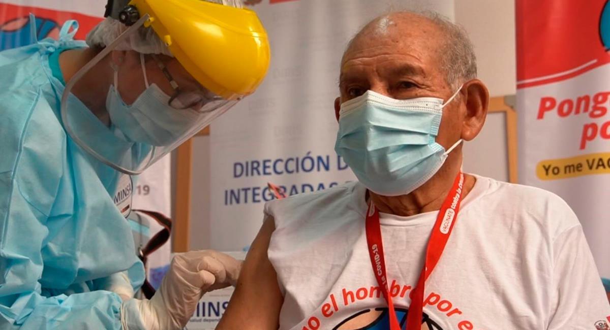 Gobierno dio a conocer padrón único de vacunación. Foto: Andina