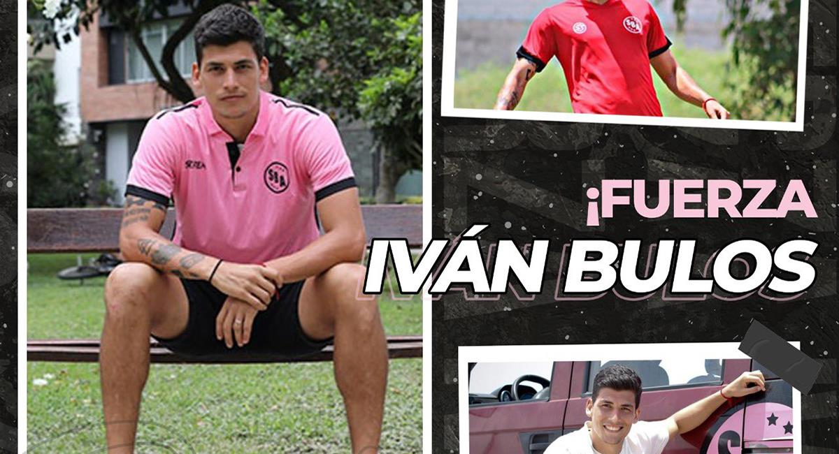 Iván Bulos se retira del fútbol profesional. Foto: Twitter Sport Boys