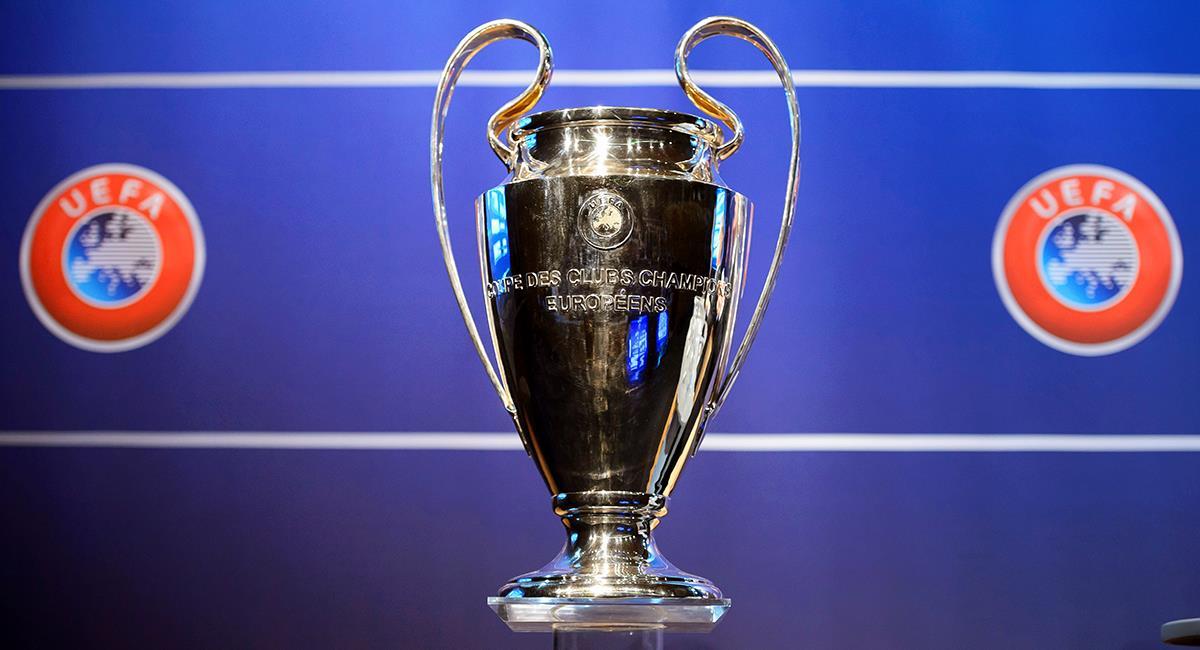 Nuevo formato de la UEFA Champions League. Foto: EFE