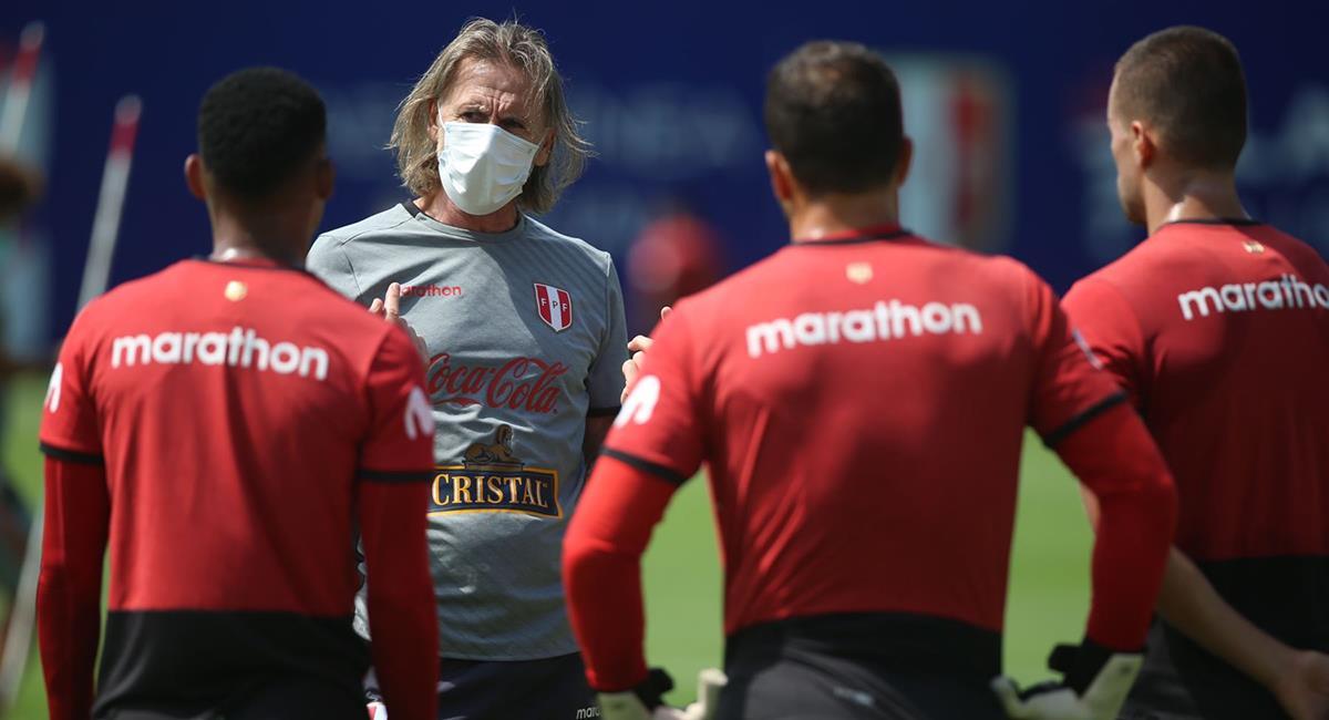 Selección Peruana estará lista para la vuelta de los duelos de Eliminatorias. Foto: Andina