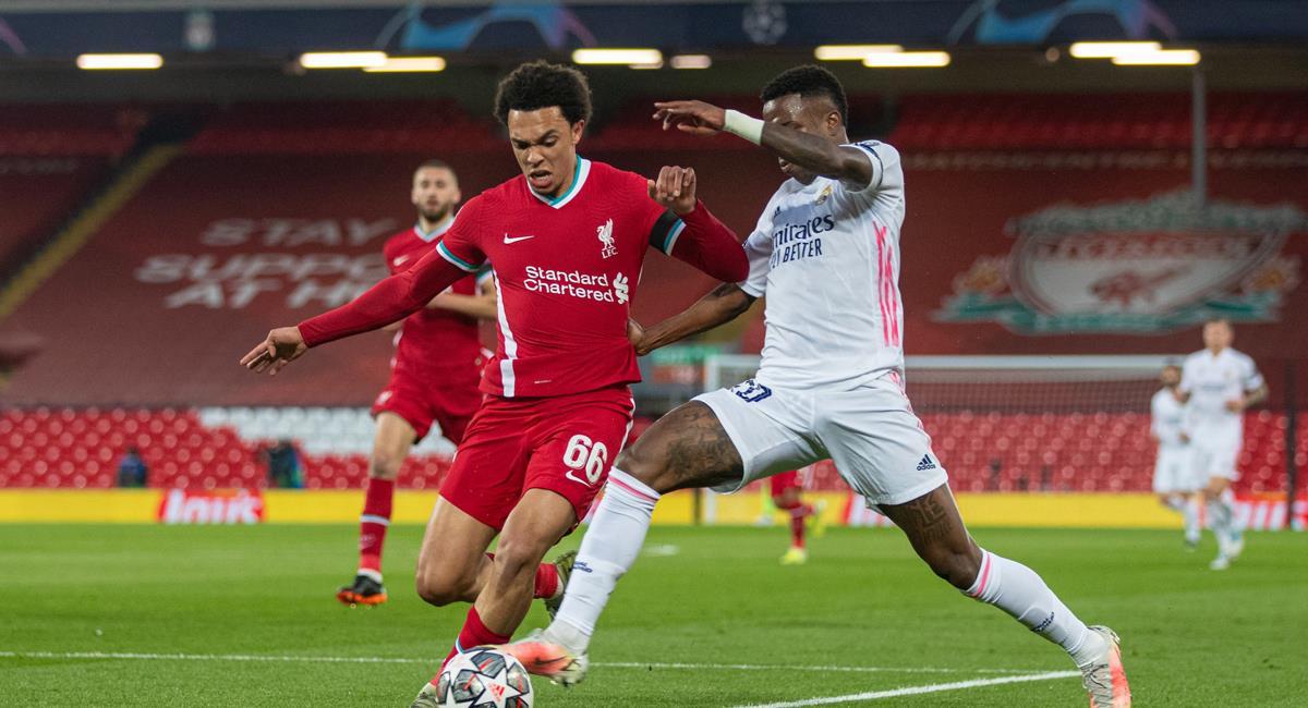 Liverpool es uno de los clubes de Inglaterra que sale de competencia. Foto: Twitter @LFC