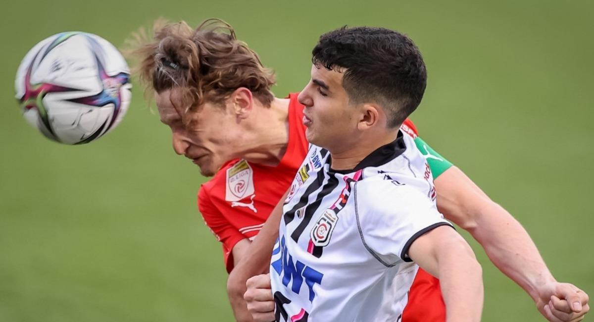 FC Juniors no pudo de visita ante Liefering. Foto: Facebook FC Juniors