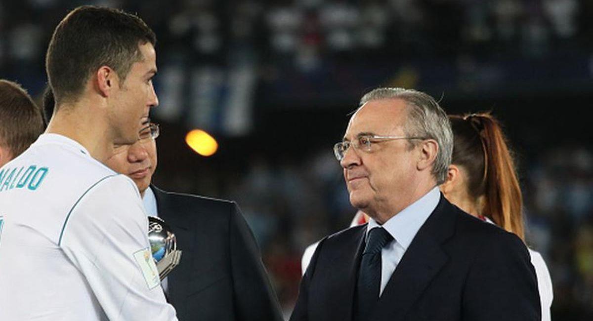 Cristiano Ronald ya no volverá a ser jugador del Real Madrid. Foto: Twitter