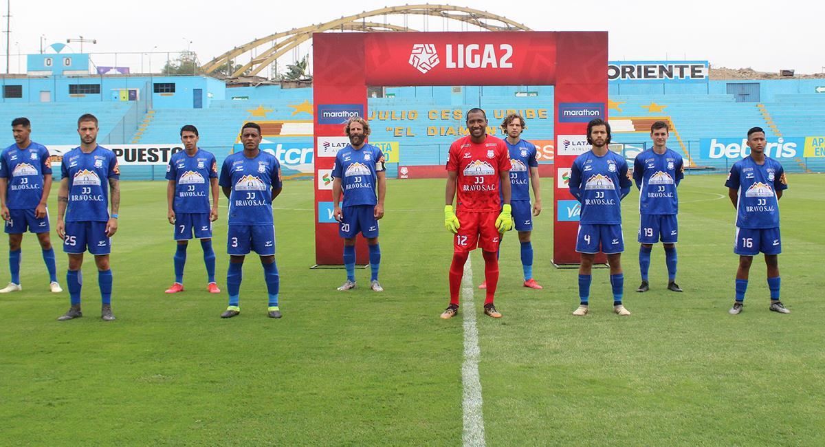 Liga 2 ya tiene fecha de inicio y no tendrá descensos. Foto: Twitter @SantosFC_PE