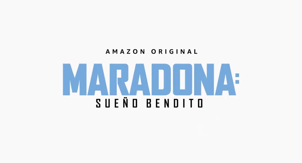 Nueva serie de Diego Maradona. Foto: Twitter Captura Amazon