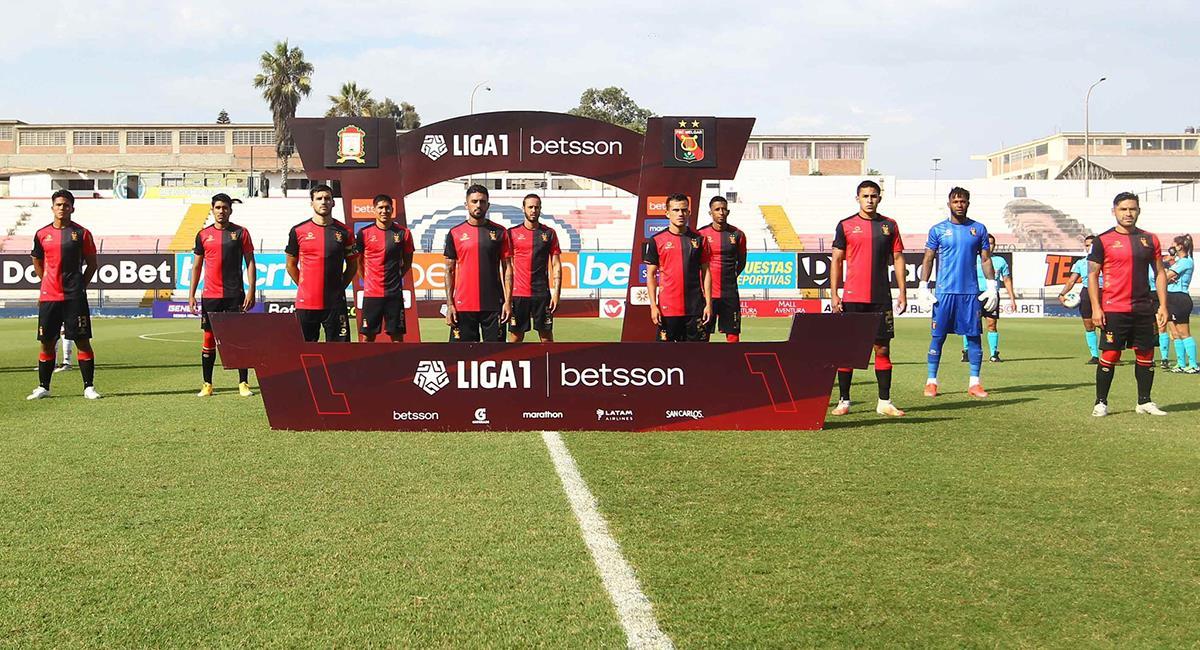 Melgar quiere debutar con pie derecho en la fase de grupos. Foto: Twitter @LigaFutProf