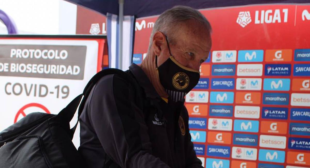 Ramacciotti habló tras su salida. Foto: Facebook Cusco FC